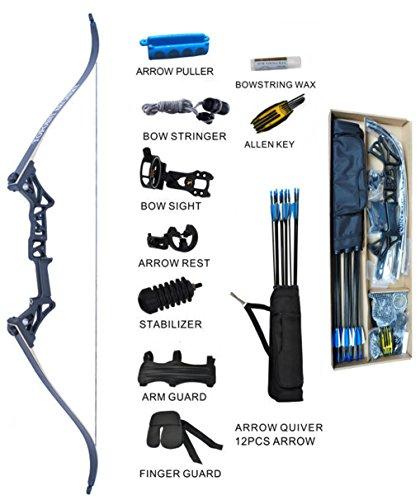 qxmart xgreek takedown archery recurve bow review