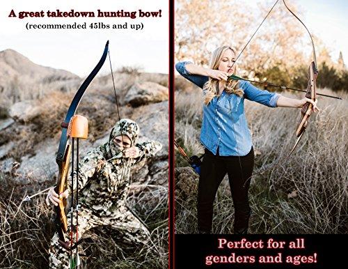 takedown arrow set