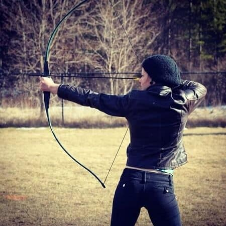 Longbowmaker Recurve Bow
