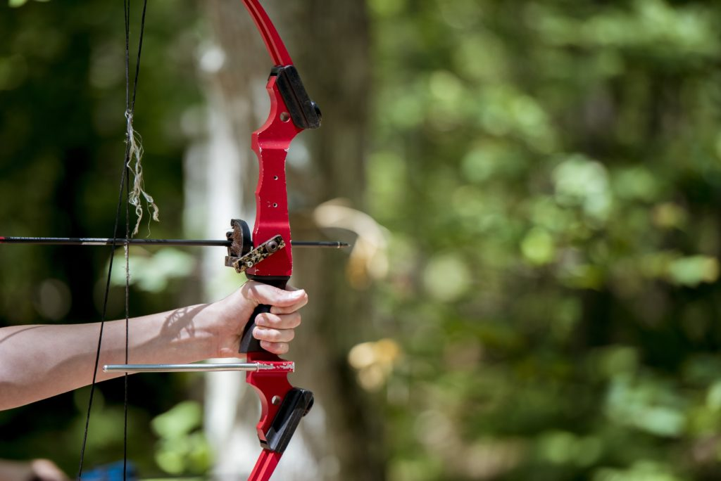 The Mandarin Duck Phantom Takedown Recurve Bow has a great review.
