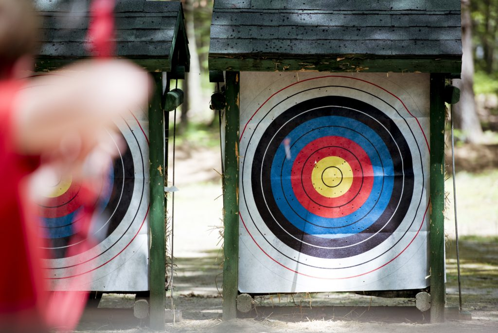 You need a good Silencer when using the Recurve Bow.