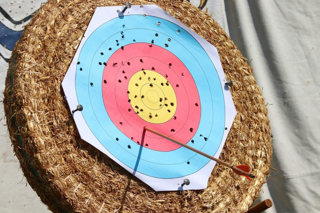 Must-Have Archery Accessories target