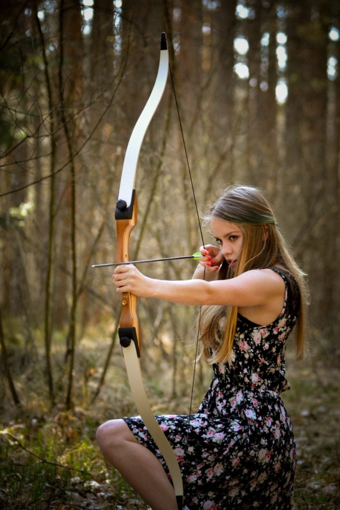 Takedown Recurve Bow for Beginners