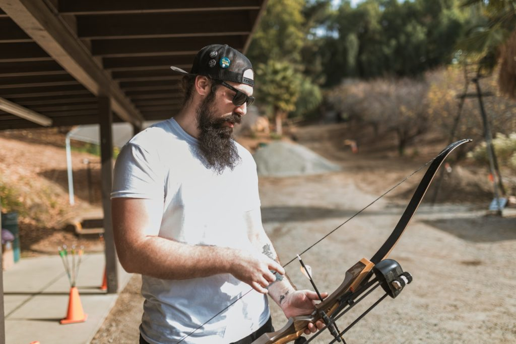 Inspect your recurve bow