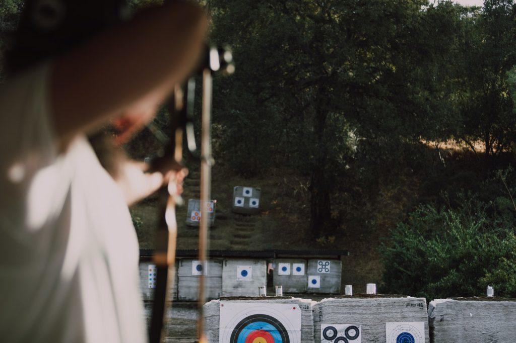 Best Arrows for Recurve Target Shooting