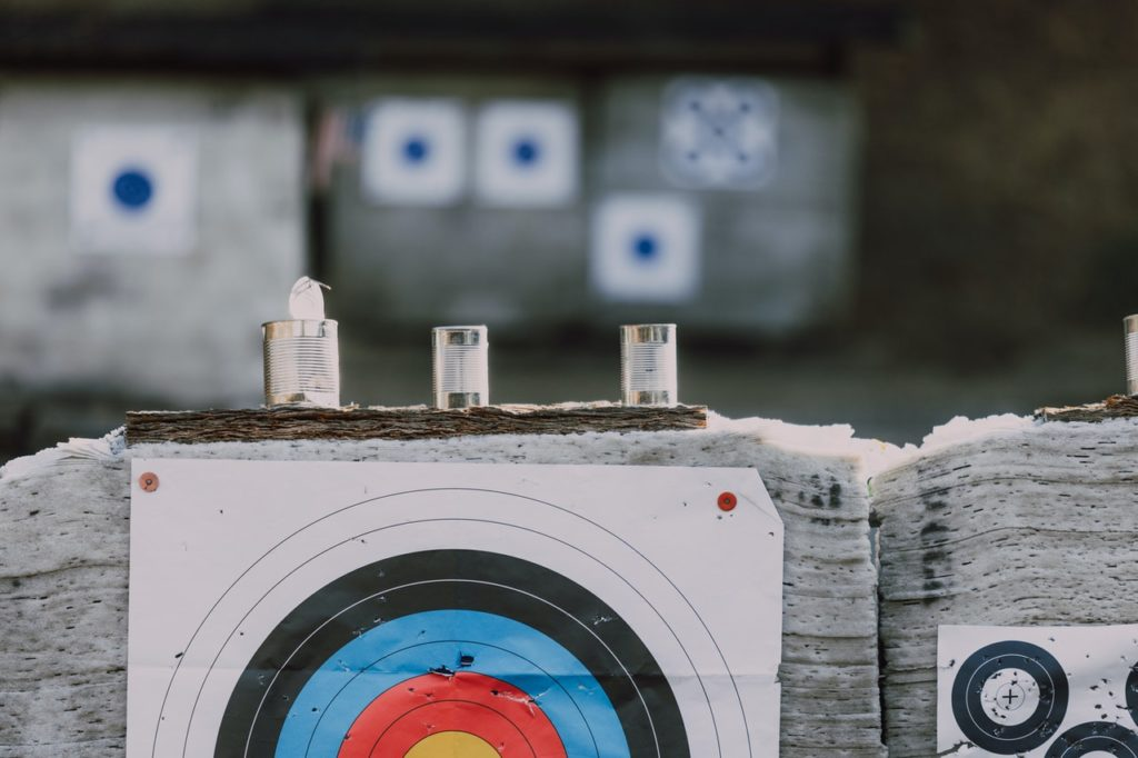 Archery Targets for Broadheads